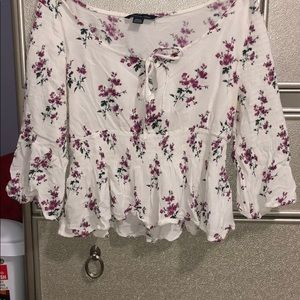 American Eagle Girls Top (Crop)